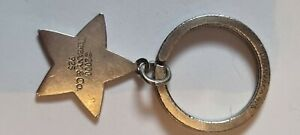 tiffany and co keyring star from 2000 used condition