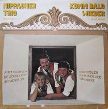 HIPPACHER TRIO - KOMM BALD WIEDER - LP