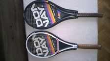 VINTAGE,80s,TWO RACKETS DONNAY  +TWO COVER,EXCLUSIVE TENNIS COLLECTION