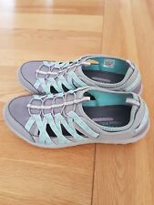 Ladies  Sketchers Relaxed Fit Memory Foam Trainers size 5