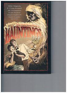 Dark Horse Book of Hauntings HC, Mike Mignola, Hellboy, P Craig Russell, VF-NM