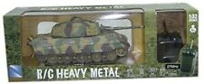 NewRay 87573 King Tiger Heavy Metal Remote-Controlled Model Tank