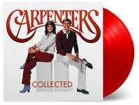 Carpenters / Collected 2 x  red Coloured vinyl lp ltd /   MOVLP1919C