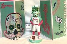 "2019 LEXINGTON LEGENDS BIG L SUGAR SKULL ""COPA DIVERSION""  SGA BOBBLEHEAD ~ NIB"