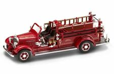 Yat Ming 1/43 : camion pompier Mack type 75bx - 1935