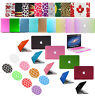 "2in1 Frosted Matte Hard Case Cover Skin for Macbook Air 11""13'Pro 13""15""W/Retina"