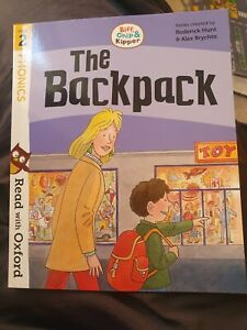 **NEW PB** The Backpack - Oxford Reading Tree - Stage 2