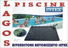 Pannello Solare Piscina Riscalda Acqua  INTEX cod. 28685