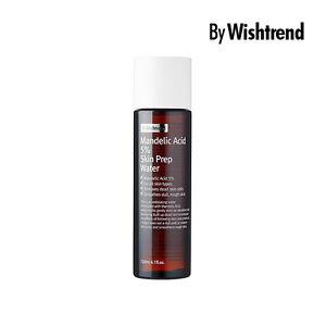 BY WISHTREND Mandelic Acid 5% Skin Prep Water 120ml / low irritant exfoliation