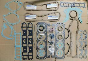 McCord 95-3111/95-3374 Gasket Full Set for 1985-86 Ford 302 CID V8 Cyl Engine