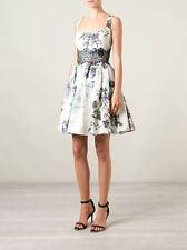 Marchesa Notte Short Floral Dress (Size 12)