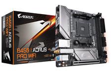 Gigabyte B450 I AORUS Pro WIFI ITX Carte mère pour AMD AM4 CPU