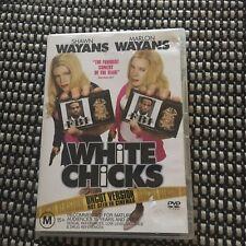 SHAWN WAYANS, WHITE CHICKS DVD, UNCUT VERSION. EX-RENTAL