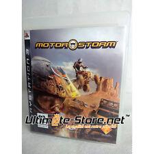 Jeu PS3 MotorStorm - Motor Storm - PlayStation 3 - Sony / Evolution Studios (1)
