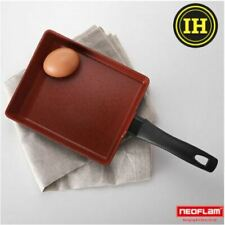 NEOFLAM De IH Induzione Egg Chef Roll PAN 15cm