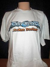 Soul Calibur Broken Destiny  Promotional Launch T-Shirt *RARE - Mens XLarge *New