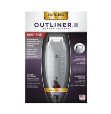 Andis Outliner II 2 Corded trimmer Pro Haircut Barber Salon #04603