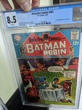DETECTIVE COMICS #383 BATMAN, ROBIN, DC Comics 1969 CGC!!!