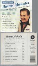 CD--JIMMY MAKULIS GITARREN KLINGEN LEISE FURCH DIE NACHT