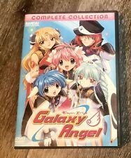 Galaxy Angel - Complete Collection DVD 4 Disk Set