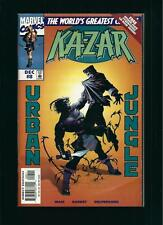 Ka-zar us Marvel Comic vol.2 # 8/'97 incl. CD rom spider-man