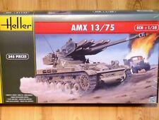 Heller 1:35 AMX 13/75 SPG Tank Model Kit