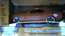 "BIGTIME MUSCLE "" DODGE CHALLENGER SRT8 "" WIRELESS RADIO CONTROL 83022 JADA R/C"