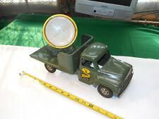 "VINTAGE BUDDY "" L"" ARMY ELECTRIC SEARCH LIGHT TRUCK, ANTI AIRCRAFT ""WORKS"""