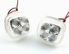 LED Seitenblinker Audi A3 8L 96-00 A4 95-00 chrom