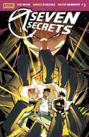 Seven Secrets #3 Boom Comic 1st Print NM PRESALE 10/14/20