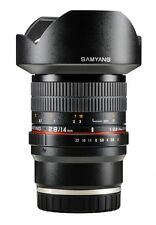 Samyang 14mm F2.8 Super Wide Angle Lens for Sony E-Mount - Model SY14M-E