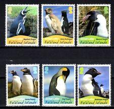 Iles Falkland 2010 oiseaux pingouins neuf ** 1er choix