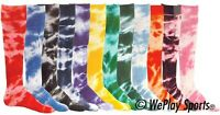 Red Lion Adult All Sport Tie Dye Knee High Socks, 10 Colors available!  NEW!