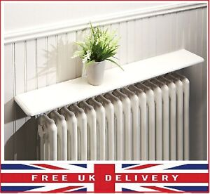 white Radiator Shelf easylife lifestyle solutions Greenhurst 60cm/120cm