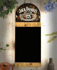 Jack Daniels Vintage JD  Blackboard Chalkboard Message Wood Wall Display Sign