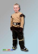 Kinder Kostüm Wikinger Karneval Fasching für Kinder ca 4 Jahre Gr 110