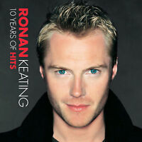 Ronan Keating - 10 Years of Hits CD NEW & SEALED (Greatest Hits, Best of)