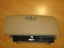 OEM BMW E60 5 Series Compartment Glove Box with Lock Beige Tan Dash 2004-2010
