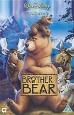 Brother Bear 5017188812887 With Joaquin Phoenix DVD Region 2