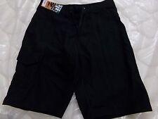 Mens Size 30 Hang Ten Black Swim Trunks NEW surfing shorts