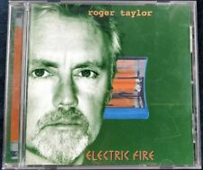 Electric Fire - Roger Taylor of Queen - CD album 1998.