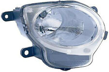 Front Light High Beam + Drl R/h fits FIAT 500 C Convertible - 07>12 - FT0304605