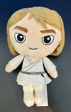 """Funko Star Wars Galactic Plushies Luke Skywalker 8"""" EXCELLENT CONDITION"""