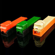 Manual Cigarette Tube Rolling Machine Tobacco Roller Injector Maker Random Color