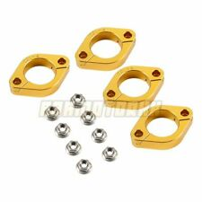 Exhaust Flange For Kawasaki ZRX400 1994-08 ZXR750 1989-95 GPX750R 1987-88 4 Sets