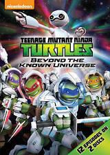 TEENAGE MUTANT NINJA TURTLES: BEYOND THE UNIVERSE DVD SET NEW