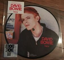 "DAVID BOWIE TVC15 -45 tours 7"" picture disc Disquaire Day RSD 2016"