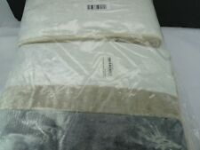 bkb Simplicity Cradle Bedding White 15 X 33