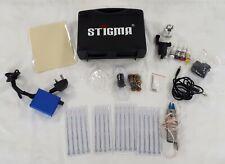 STIGMA Kit Tatouage 4 Encres + Aiguilles + Accessoires /EBIG