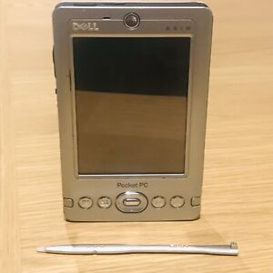 Vintage Dell Axim X30 PDA Pocket PC HC02U **UNTESTED - SPARES OR REPAIRS**
